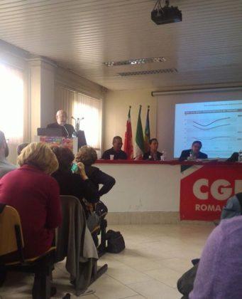 Convegno Spi Lazio sulle periferie romane
