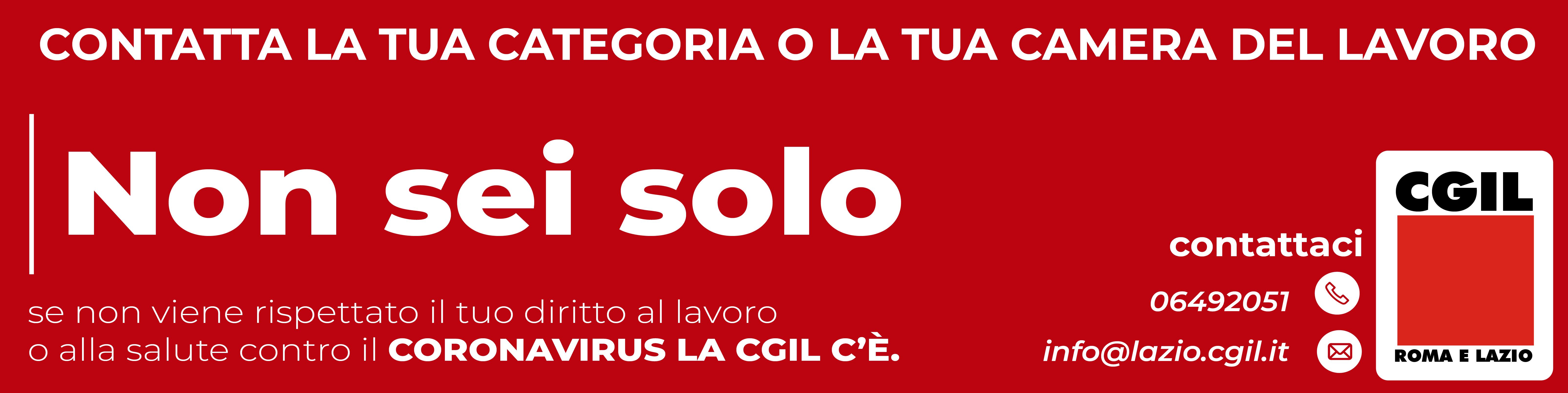 Home Lazio Cgil It